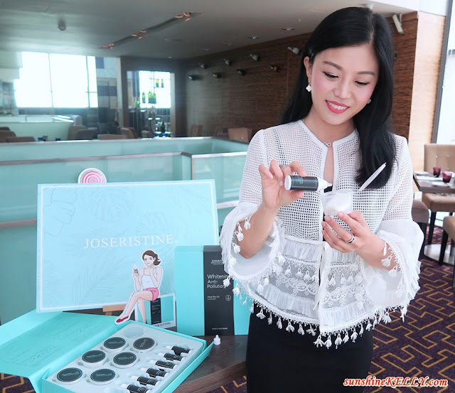 Joseristine Whitening Anti-Pollution Mask Review