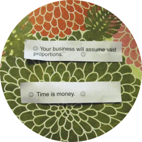 The Tale of Two Fortune Cookies
