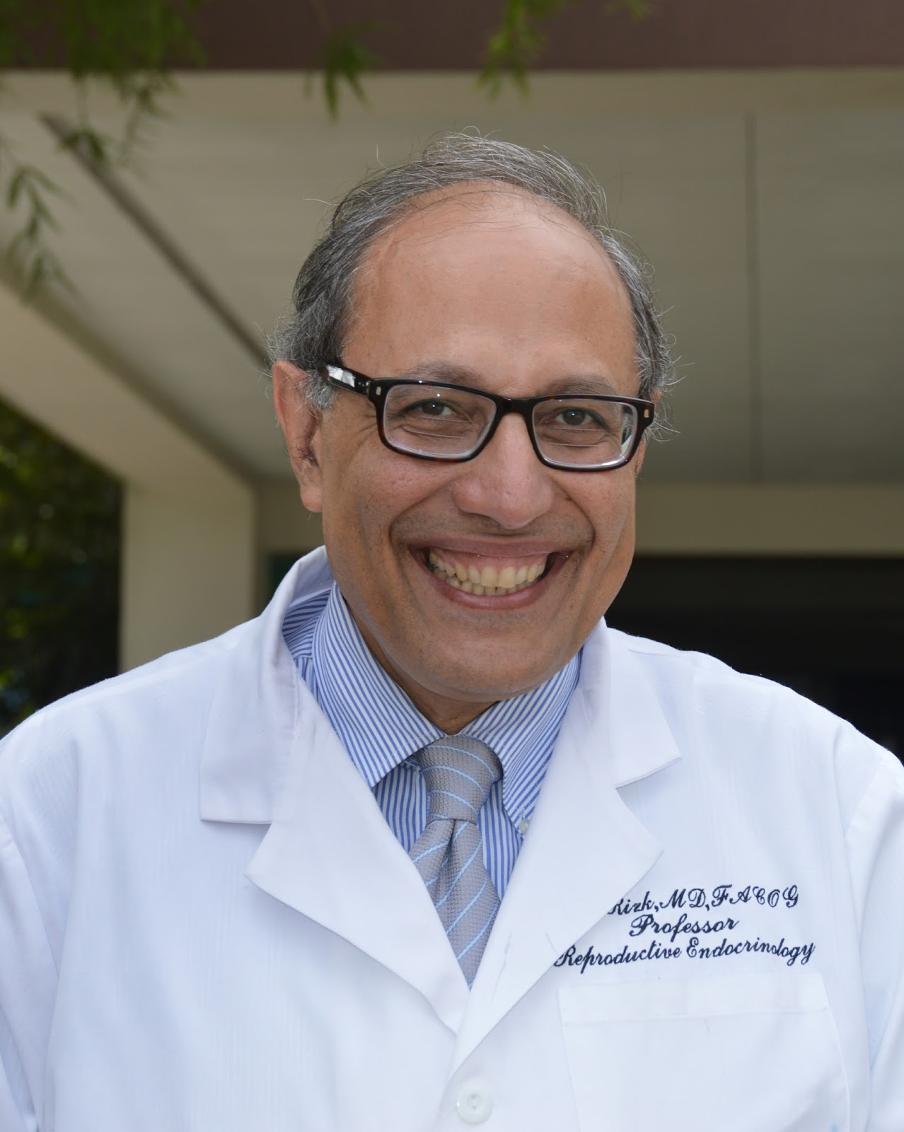 Med School Watercooler: Dr  Rizk Announced President Elect
