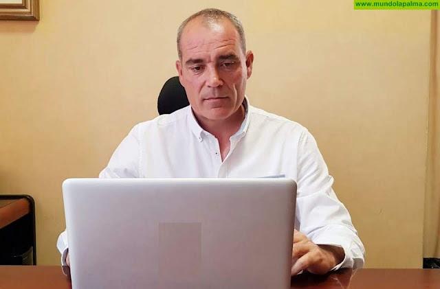 El Cabildo mejora la conectividad de las agencias de Extensión Agraria de Puntagorda y San Andrés y Sauces
