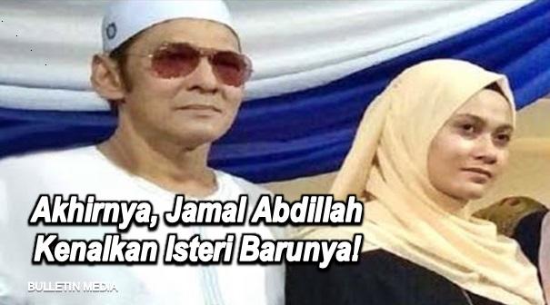 Selepas 7 Bulan Disembunyikan, Akhirnya Jamal Abdillah Kenalkan Isteri Barunya!