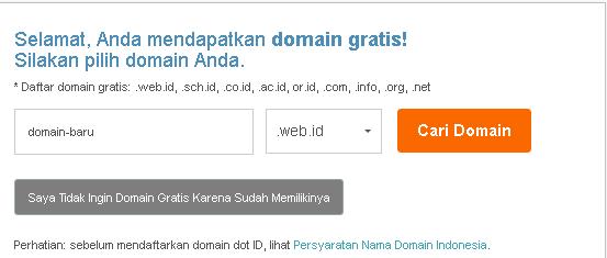 beli domain niagahoster