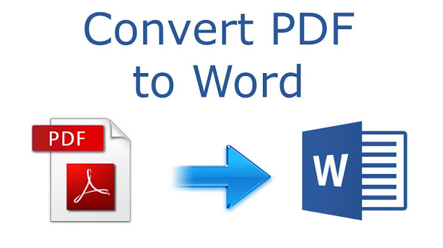 How to Convert PDF to Word File in Windows PC
