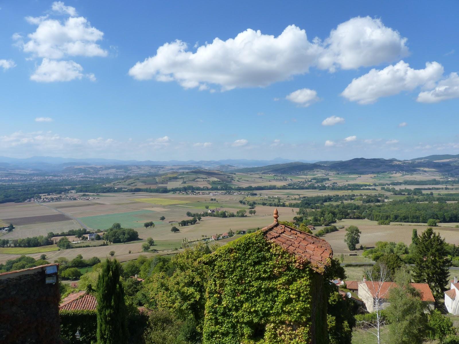 Usson, Auvergne