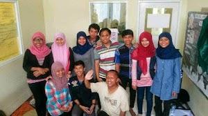 Belajar Pantang Menyerah dari Hendrik - SLB Students Who Come to Our Home