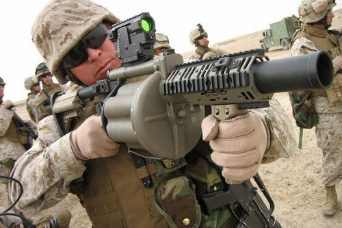 senjata berbahaya yang di izinkan di Amerika