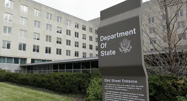 إصابة موظف في الخارجية الأمريكية بكورونا