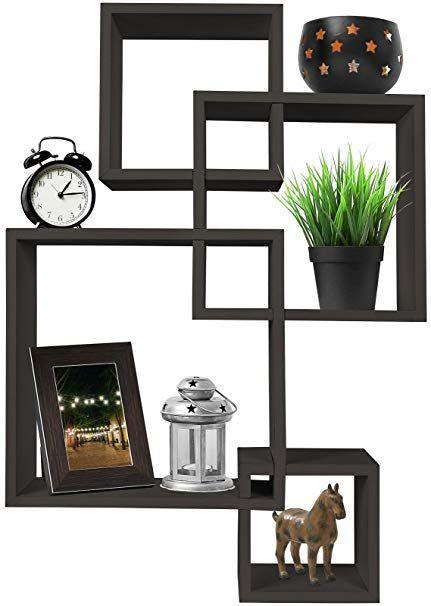 35+ Wall Shelf Ideas For Your Living Room