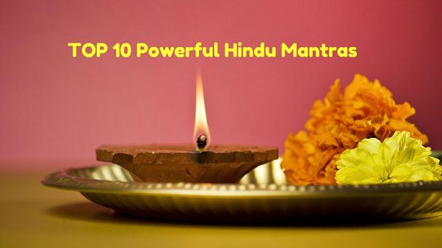 Top 10 Powerful hindu mantras