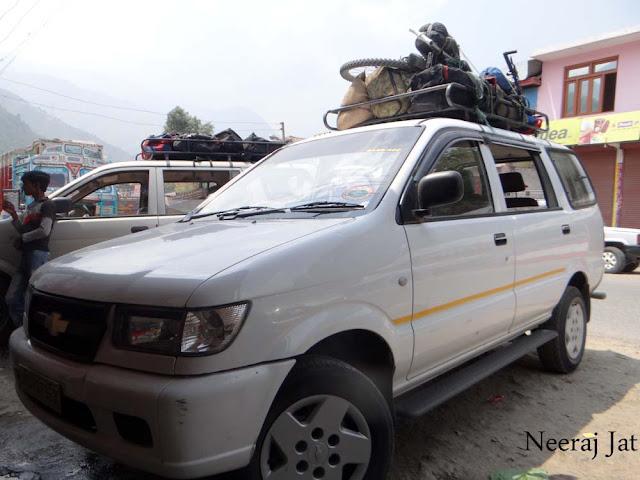 लद्दाख साइकिल यात्रा- इक्कीसवां दिन- श्रीनगर से दिल्ली