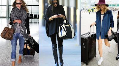 Travel Fashion from Marilyn Monroe to Gigi Hadid