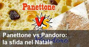 Panettone vs Pandoro: la sfida del Natale