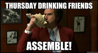 Funny Thursday meme