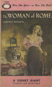 Cô Gái Thành Rome - Alberto Moravia