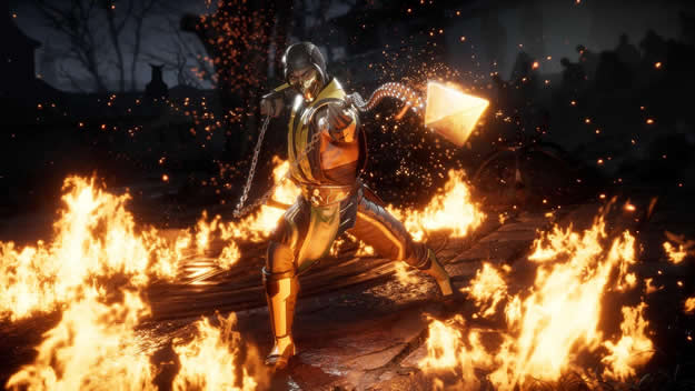 One of the most famous moves in Mortal Kombat was not planned at all