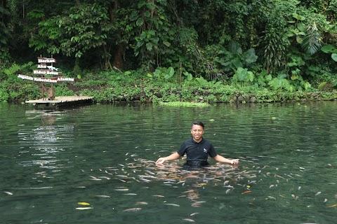 Sensasi Kesegaran Air di Sendang Senjoyo