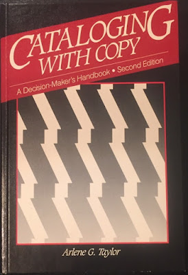 Cataloging with Copy: A Decision-Maker's Handbook.