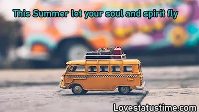 Summer Travel Captions for Instagram