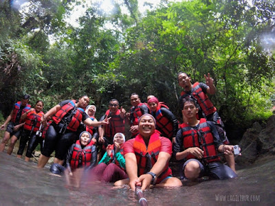 Body Rafting Sungai Citumang