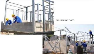 Pembangunan Domus Hari Pertama