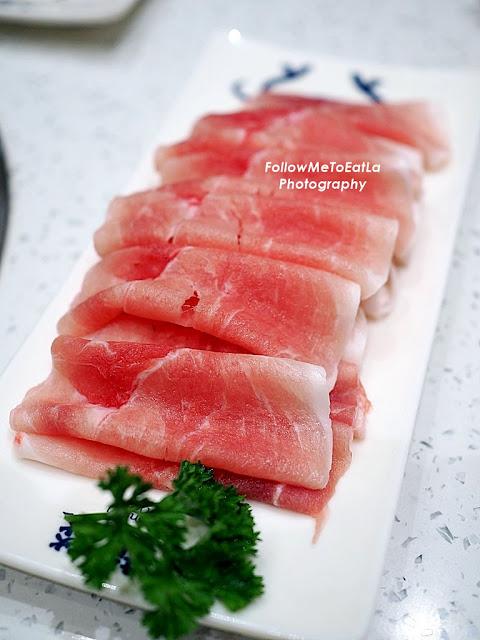 Pork Belly Slice RM 22