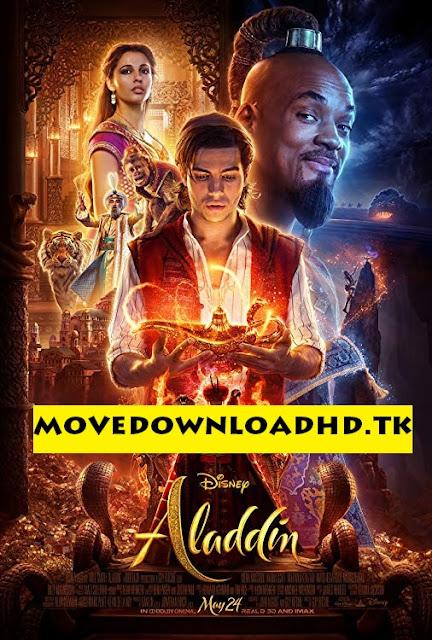 Aladdin 2019 Hindi Full Movie Download Dual Audio