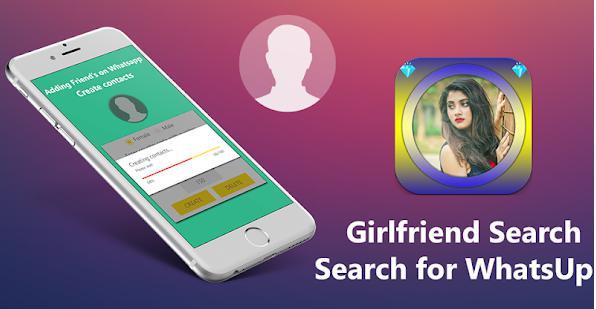 Find Grilfriend Whatsapp number near by you Tracker App- find girl whatsapp number