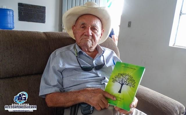 Ex-prefeito de Cristalândia e ex-vice- prefeito de Corrente, Jackson Cunha Nogueira morre aos 92 anos