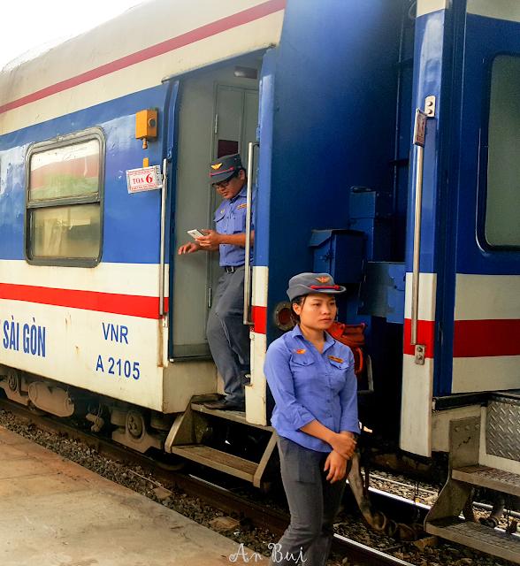 Trải nghiệm xe lửa Phan Thiết - Sài Gòn