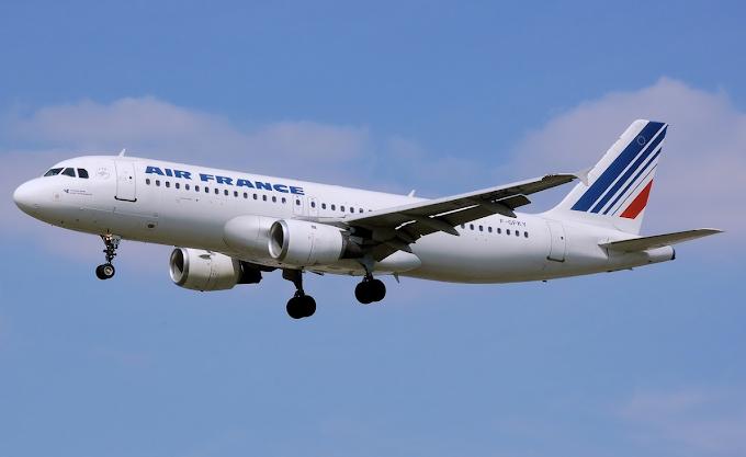 Atterraggio d'emergenza: dopo il decollo aereo Air France torna indietro