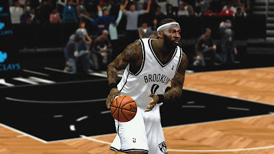 NBA 2K13 Andray Blatche Real Face NBA2K Mods