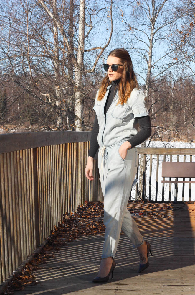 Street Style- Jumpsuits