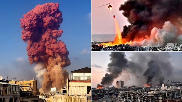 تفاصيل جديدة عن الشحنة التي دمرت بيروت ومن يقف وراءها... ما علاقة حزب الله
