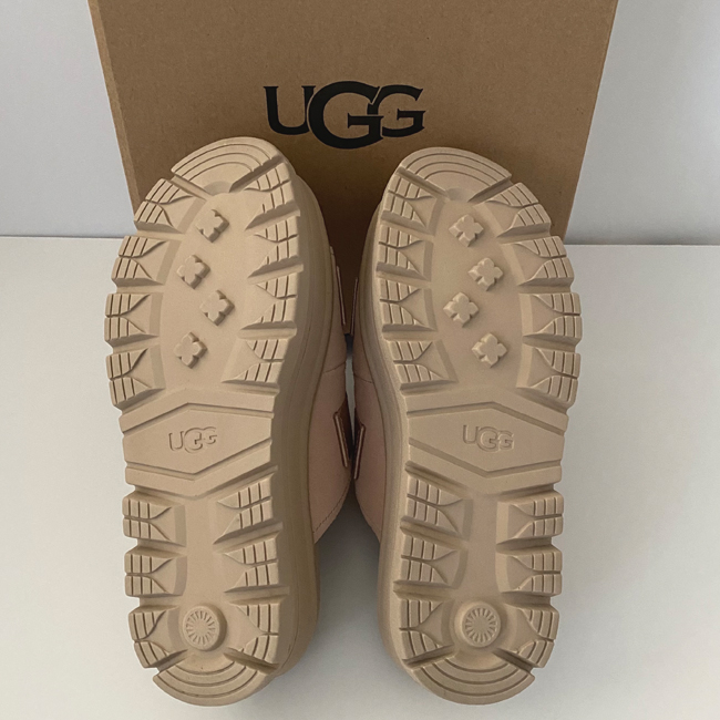 UGG Clem sandals outsole
