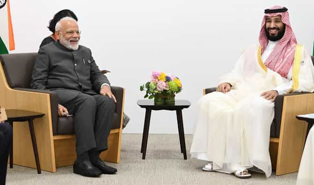 Saudi Crown Prince announces Hajj Gift for India with increase in Quota