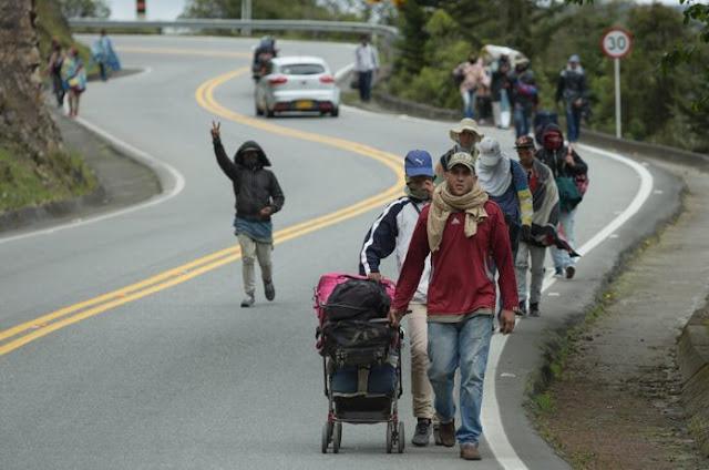 El chavismo volvió a negar el éxodo masivo de venezolanos