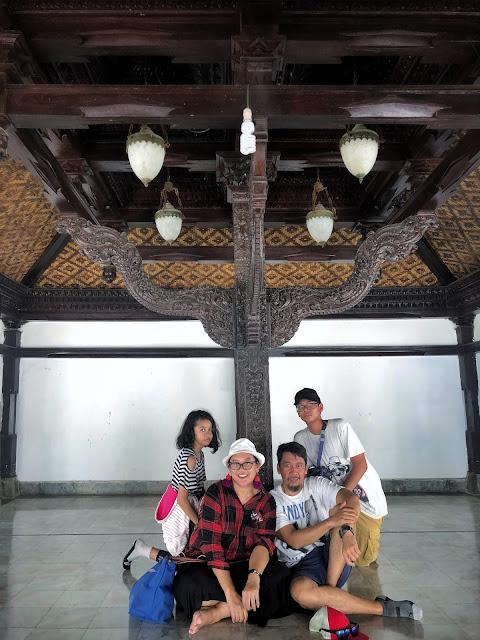 Kasepuhan Palace, Cirebon, West Java