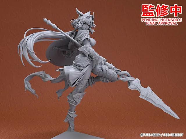 Fate/Grand Order 1/7 Scale Figure Lancer/Caenis