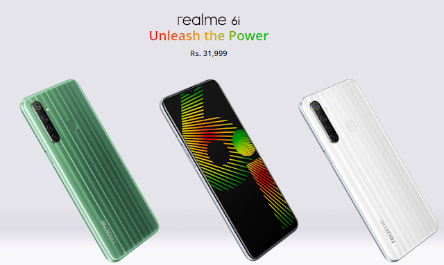 Realme 6i Price All Features in Pakistan