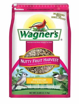Wagner's Nutty Fruit Harvest Bird Food