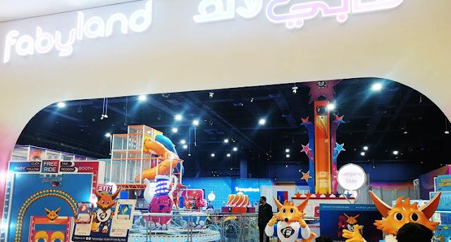 Faby land Dubai