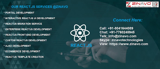 React Js Website Development Company In Bangalore Zinavo Website Design Company In Bangalore