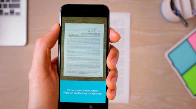 Cómo escanear documentos con tu dispositivo Android