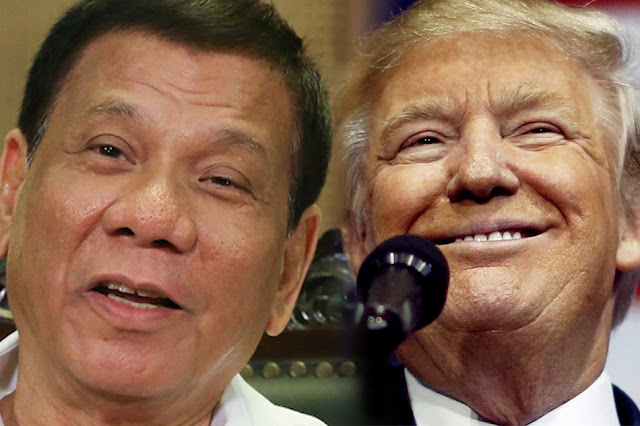 Trump to Duterte: PH is going 'The Right Way' in dealing with illegal drug problem