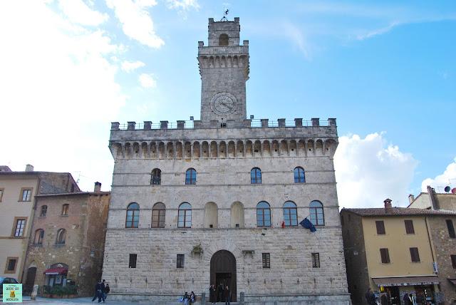 Palacio Comunale de Montepulciano