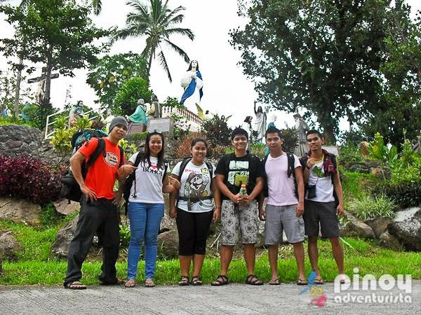 Kamay ni Hesus Lucban Quezon
