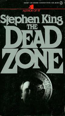 The Dead Zone - Book Horror- Stephen King