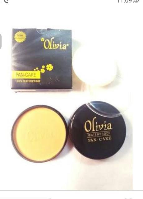 Olivia pan cake