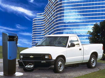 Chevy S10 Electric Pickup
