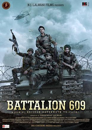Battalion 609 2019 Full Hindi Movie Download HDTV 720p